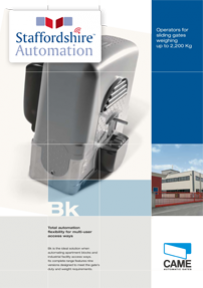 Bk Brochure Download From Staffordshire Automation