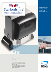 Bx Brochure Download From Staffordshire Automation