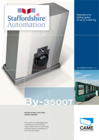 By-3500T Brochure Download From Staffordshire Automation
