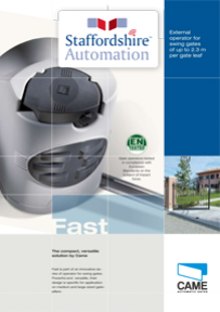 Fast Brochure Download From Staffordshire Automation