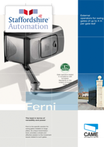 Ferni Brochure Download From Staffordshire Automation