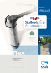 Flex Brochure Download From Staffordshire Automation