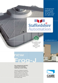 Frog-J Brochure Download From Staffordshire Automation