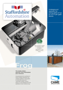 Frog Brochure Download From Staffordshire Automation