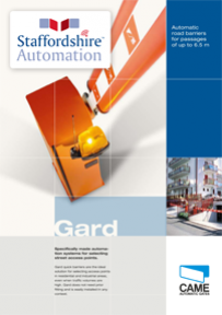 Gard Brochure Download From Staffordshire Automation