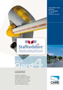 Gard4 Brochure Download From Staffordshire Automation