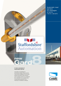 Gard8 Brochure Download From Staffordshire Automation