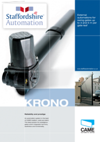 Krono Brochure Download From Staffordshire Automation